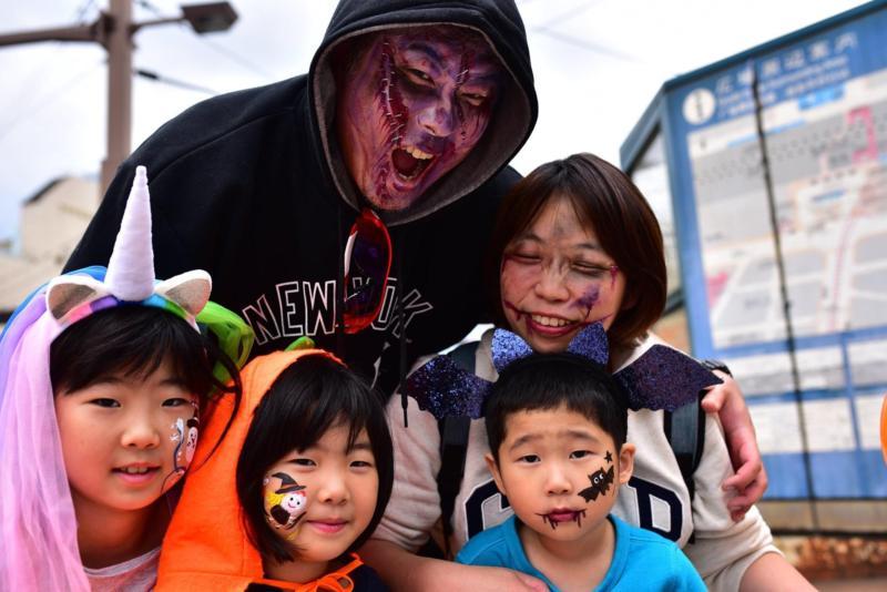 広島フェイスペイント組合-横川ゾンビナイト5-2日目-054