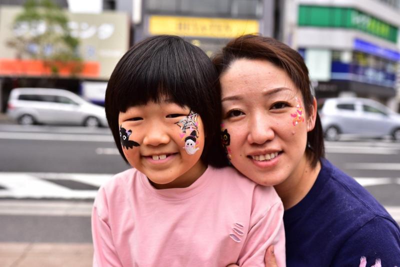 広島フェイスペイント組合-横川ゾンビナイト5-2日目-060