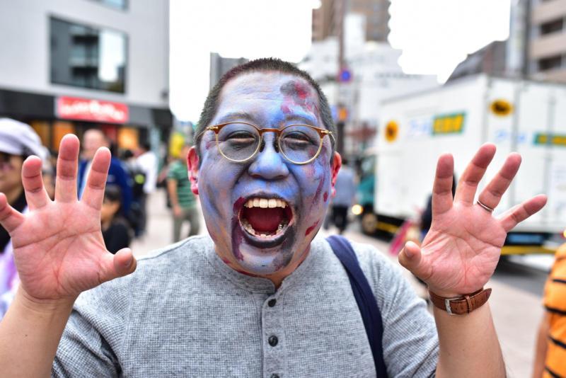 広島フェイスペイント組合-横川ゾンビナイト5-2日目-072